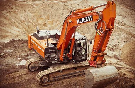 Maszyny-budowlane